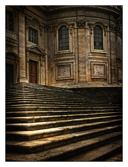 -Rome Steps Italy photos