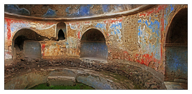 -Stabian Baths Pompeii Italy photos