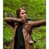 Everdeen Leather Jacket - Huger Games Katniss Everdee...