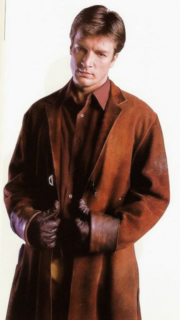 Malcolm-Reynolds-Serenity Brown-Leather-Coat-cbc Firefly Malcolm Reynolds Brown Coat