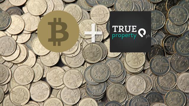 True Property + Bitcoin Picture Box