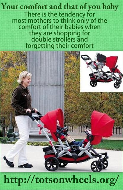 Double Stroller-The Most Favorite Thing That Your  Picture Box