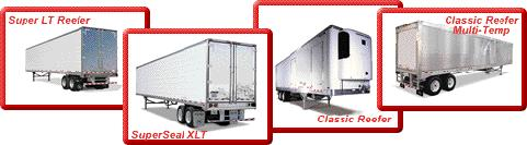 Reefer Trailers Reefer Trailers