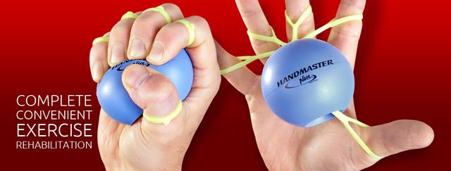 Handmaster Plus Hand Exerciser Picture Box