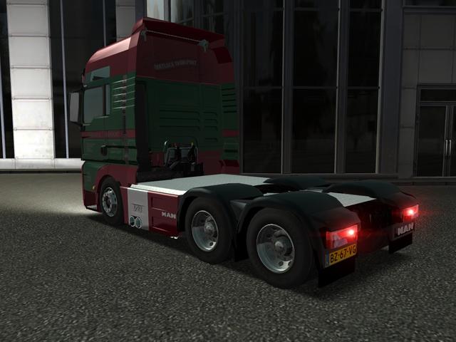gts Man TGX 6x4 MATLOCK Transport verv daf C 2 GTS TRUCK'S