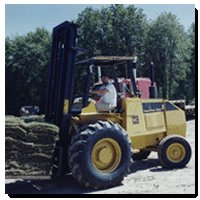 Forklift Service Picture Box