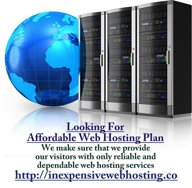 Looking For Affordable Web Hosting Plan Picture Box