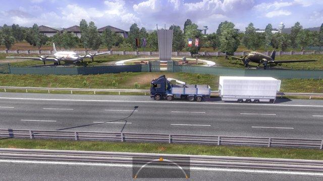 ets2 Scania Mega Mod v2.0.2 by SCS, jgut, InVTaR ets2 mods