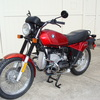 SOLD.....6207003 '83 BMW R80ST, Red. 15,000 Miles. Fresh 10K Service, New Metzeller tires, More!
