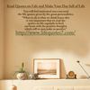Quotes About Life To Make Y... - Picture Box