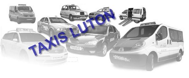 luton airport taxi Picture Box