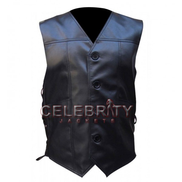 daryl-dixon-leather-vest-cf Daryl Dixon Angel Wings Vest