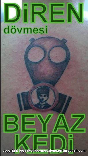 gezi dövmesi Dövme Salonu Bakırköy Profesyonel Tattoo Piercing