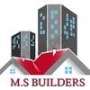 M.S BUILDERS Logo - M