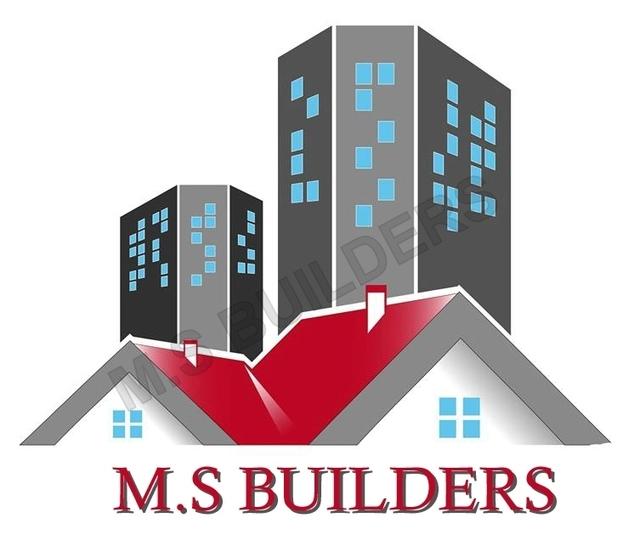 M.S BUILDERS Logo M.S BUILDERS