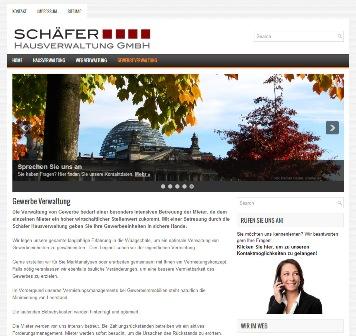 Immobilien Hausverwaltung GmbH Sabine Schäfer
