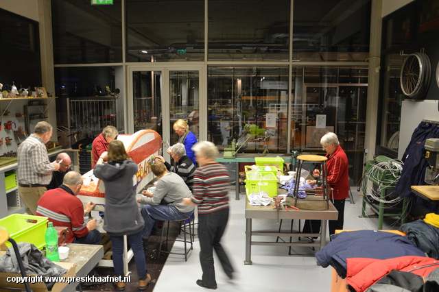 kroningbank (50) onthulling Kroningsbank 2014