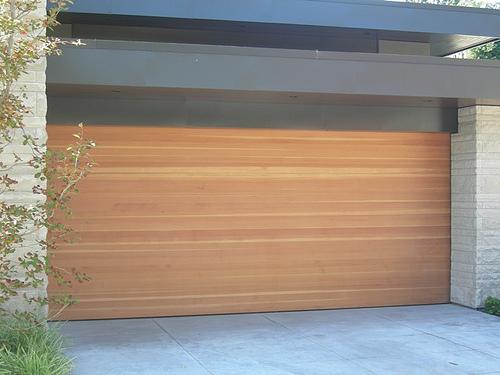overhead garage door Picture Box