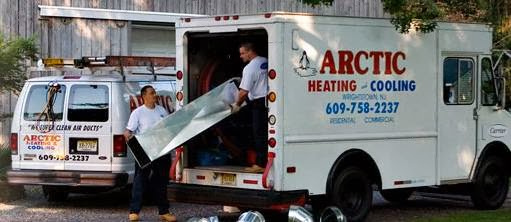 air conditioning Wrightstown Arctic Heating & Cooling