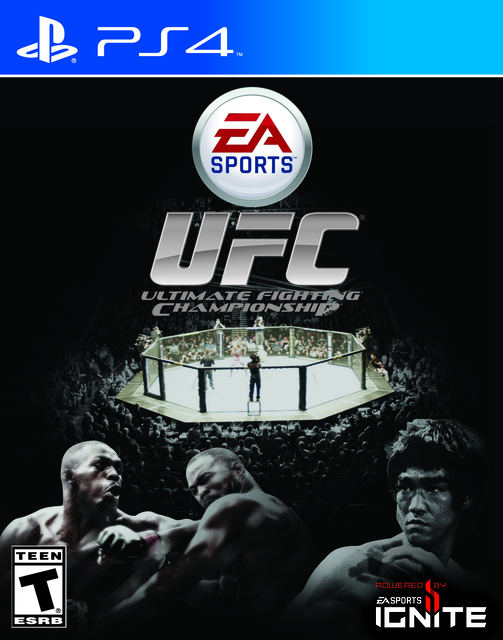 official ea ufc custom box art covers thread sherdog forums ufc