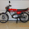 Yamaha RD 026 - 1978 Yamaha RD 50 M