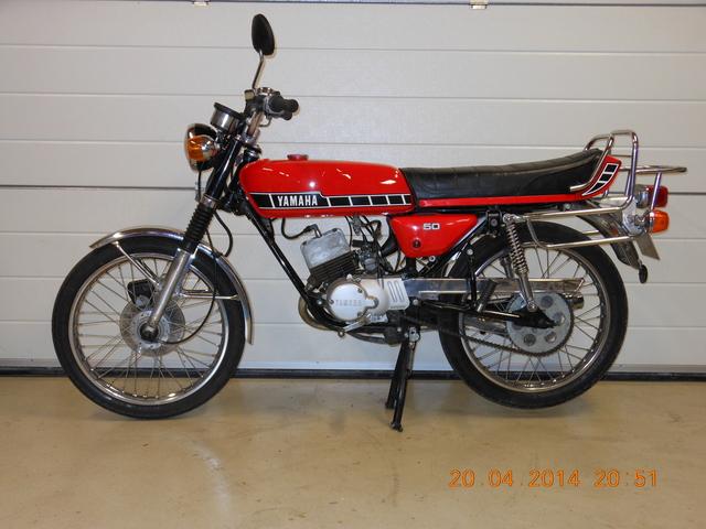 651bbbbdf94 Yamaha RD 026 1978 Yamaha RD 50 M Photo album by Dr. Bob