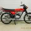 Yamaha RD 028 - 1978 Yamaha RD 50 M