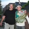 Ron en Frank van Assem vana... - In de tuin 2014
