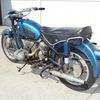 652109 '55 R69, Blue 003 - SOLD.....652109 1955 BMW R6...