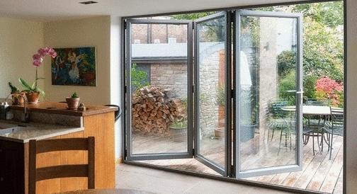 crawley bi-folding doors Picture Box