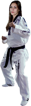 taekwondouniforms Trade name of Taekwondo uniform