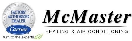 home furnace gas McMaster Air Conditioning