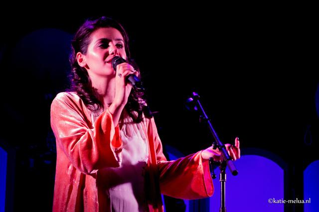 Katie Melua Concert at Markant Uden (Holland) 26 Katie Melua Concert Uden (Holland) 26.04.2014