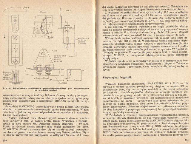 str 190-191 Jeżdżę samochodem Wartburg