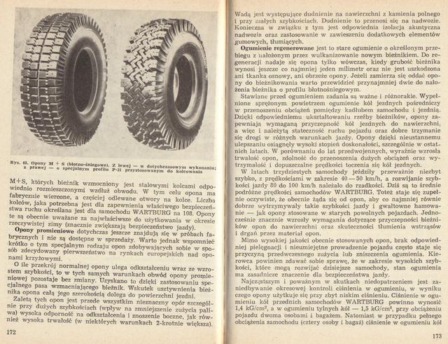 str 172-173 Jeżdżę samochodem Wartburg
