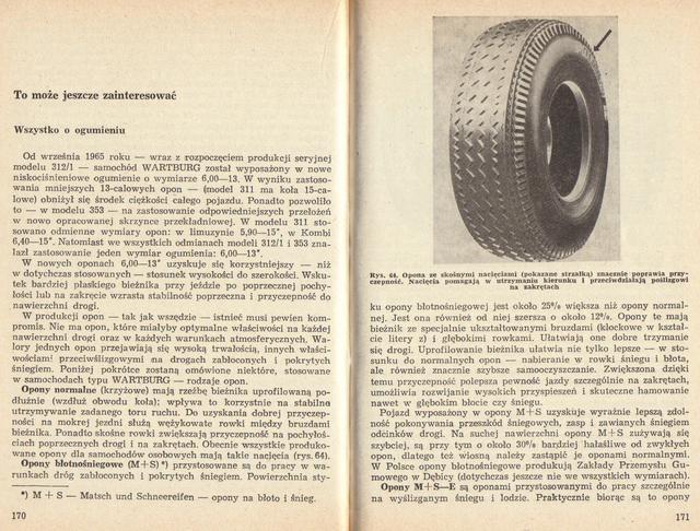 str 170-171 Jeżdżę samochodem Wartburg