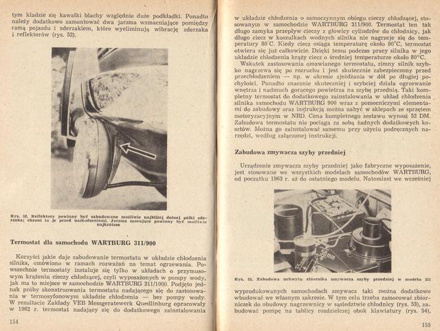 str 154-155 Jeżdżę samochodem Wartburg