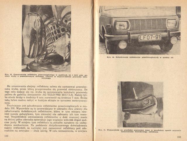str 152-153 Jeżdżę samochodem Wartburg