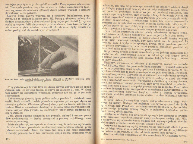 str 144-145 Jeżdżę samochodem Wartburg