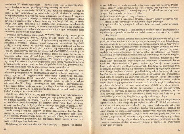 str 58-59 Jeżdżę samochodem Wartburg