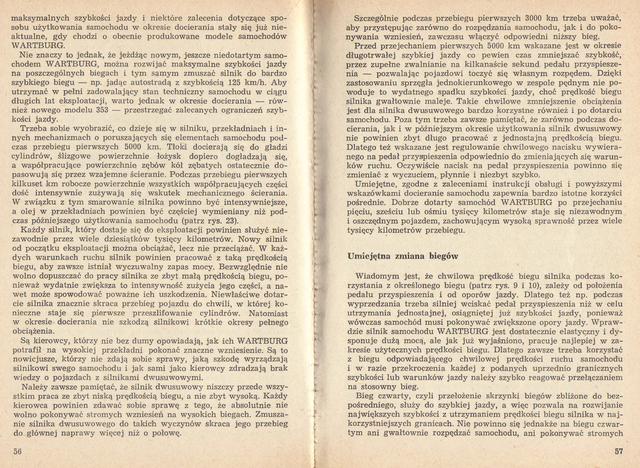 str 56-57 Jeżdżę samochodem Wartburg