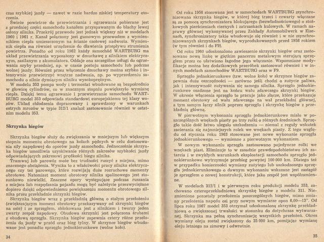 str 34-35 Jeżdżę samochodem Wartburg