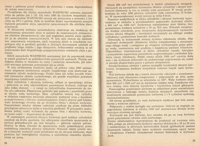 str 28-29 Jeżdżę samochodem Wartburg