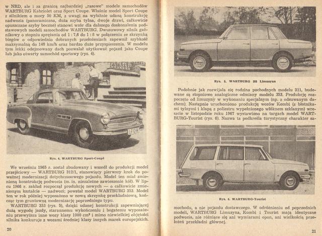 str 20-21 Jeżdżę samochodem Wartburg