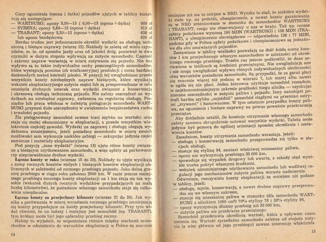 str 14-15 Jeżdżę samochodem Wartburg