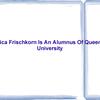 Erica Frischkorn Is An Alum... - Erica Frischkorn Florida