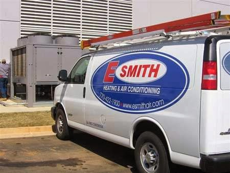 Air Conditioning Alpharetta E. Smith Heating & Air Conditioning, Inc.