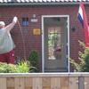 Tuin - Voortuin sproeien 05... - In de tuin 2014