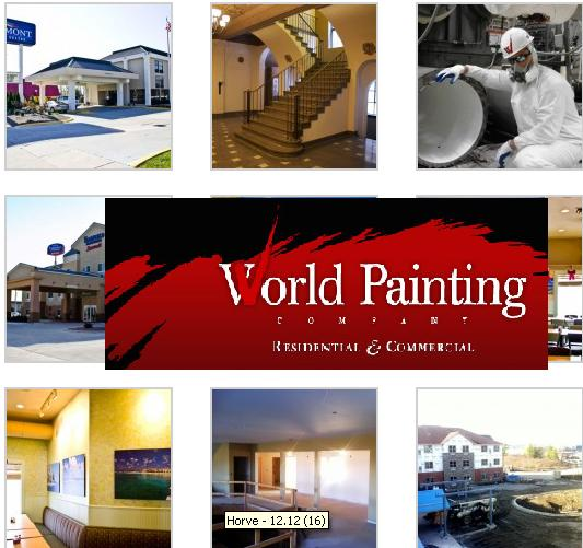 commercialpainting World Painting Company