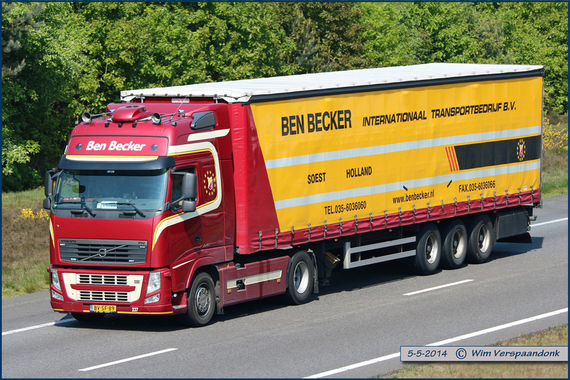ben becker transport soest
